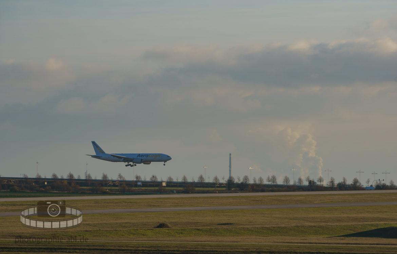 Flughafen Halle/Leipzig – Besucherhügel Glesien