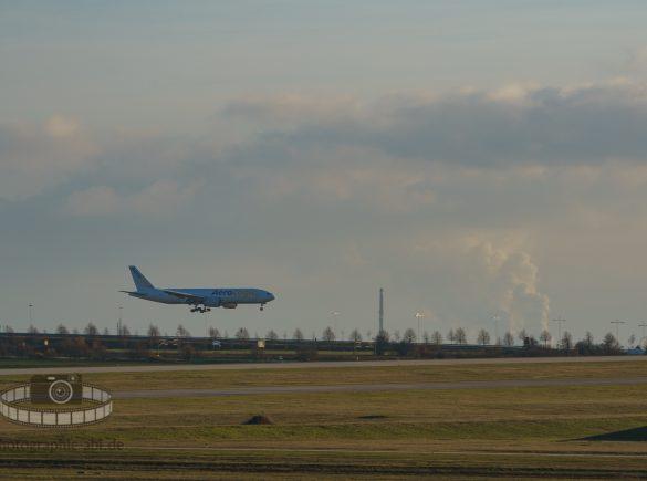 Flughafen Halle/Leipzig - Besucherhügel Glesien