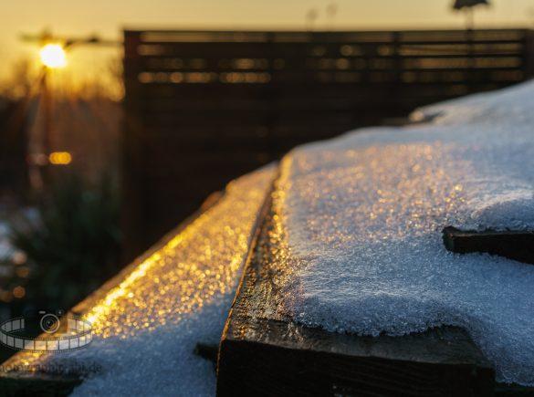 Faszination Winter und Eis