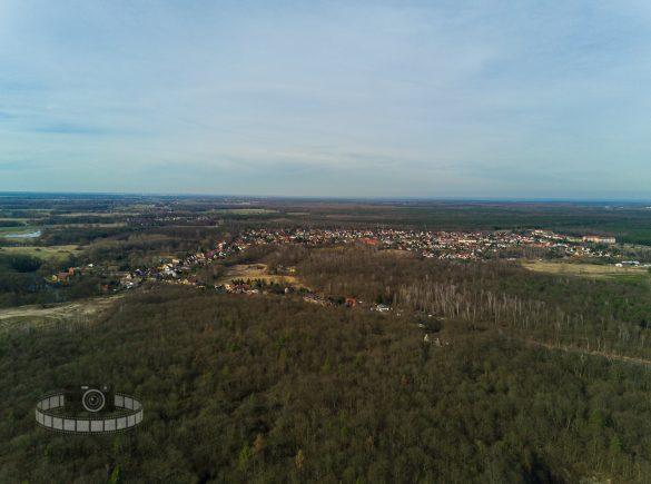 Video - Kopterflug über der Muldeaue