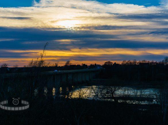 Sonnenuntergang - Pouch