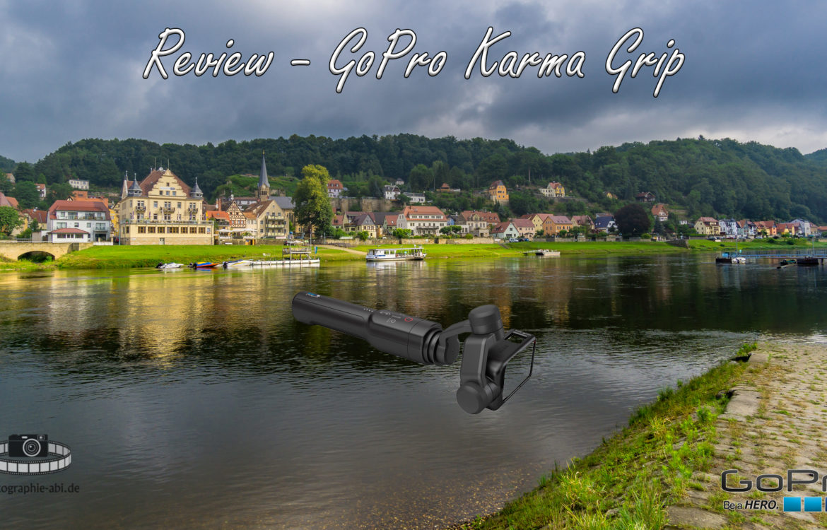Review – GoPro Karma Grip – Test