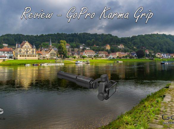 Review - GoPro Karma Grip - Test