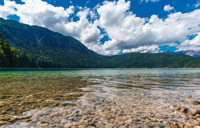 Der Eibsee – Traumhafte Natur vorm Zugspitzmassiv