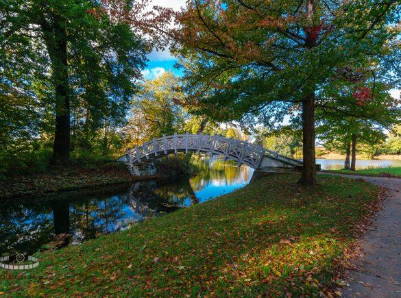 GoPro Hero 6 - Herbst im Wörlitzer Park