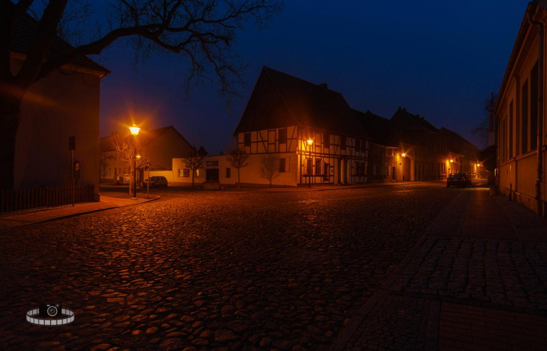 Wörlitz bei Nacht