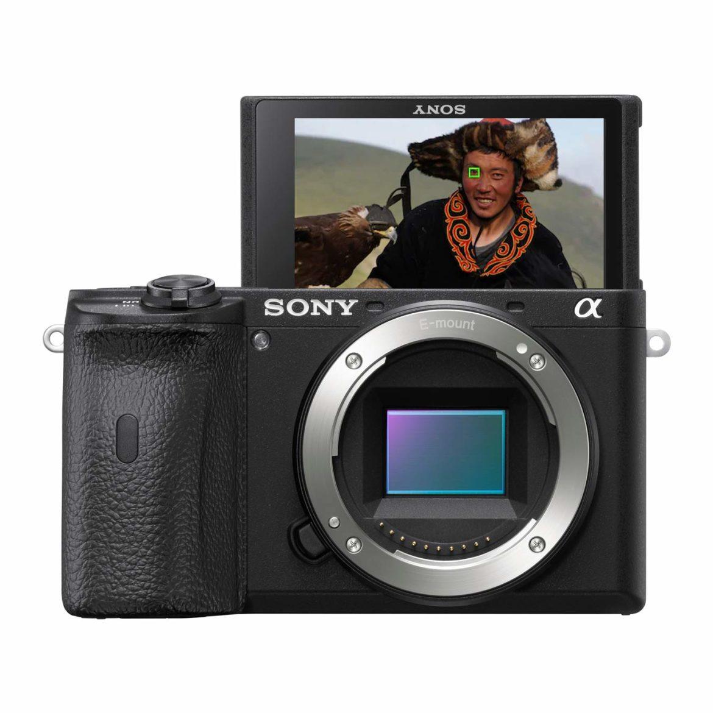 Eine neue Kamera – Sony A6600