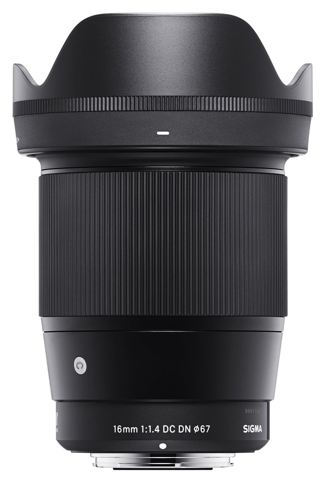 Sigma 16mm F1.4 – Sony E-Mount APSC